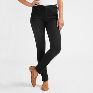 Everlane Mid-Rise Skinny Ankle Jeans